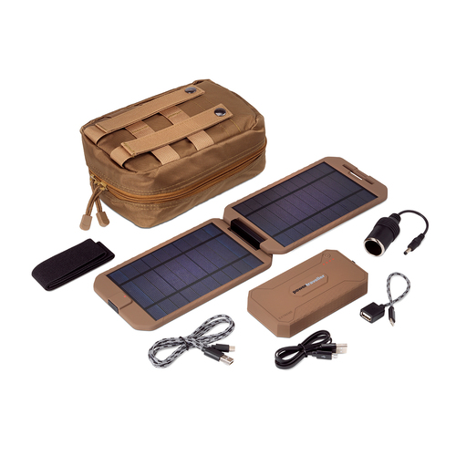 Powertraveller Tactical Extreme Solar Kit