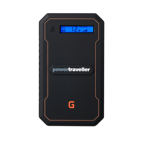 Powertraveller Mini-G Rugged Portable Usb Charger Power Pack