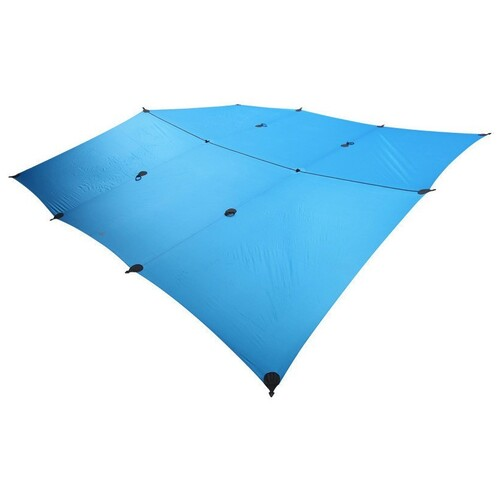 Wilderness Equipment I-Overhang Tarp Large 2.95M X 4.5M - Sky Blue