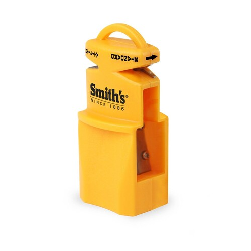 Smith's Get Sharp 3-in-1 Multi-Functional Sharpener
